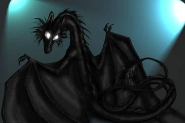 Morkeleb the Black by lynne