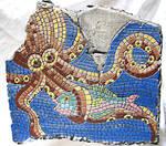 Roman Octopus by elljaye