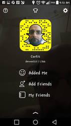 snapchat profile by Jean-louis1