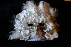 Fairy Queen Mask by Beadazzlebyjill