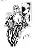 Blackcat ink by JardelCruz