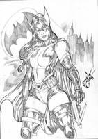 Huntress Dd by JardelCruz