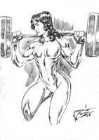 She Hulk by JardelCruz