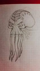 Genestealer Hybryde 1 by Zabojcerz