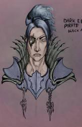 Pirat Elf by Zabojcerz