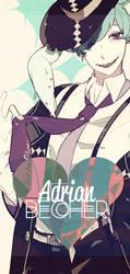 Adrian B. by SadakoY