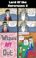 Lord of the Horcruxes 2 by sunlitlake