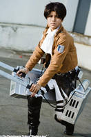 Lance Corporal Levi Rivaille by xShadow-Lightx