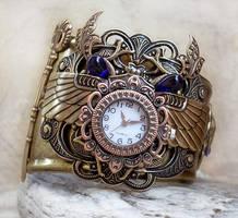 Steampunk Watch - Egyptian 3 by Aranwen