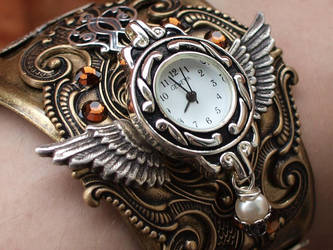 Steampunk Watch 5 by Aranwen