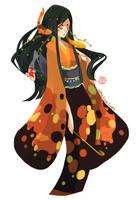 koi spirit by hyamei