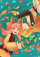 comic fiesta 2012 by hyamei