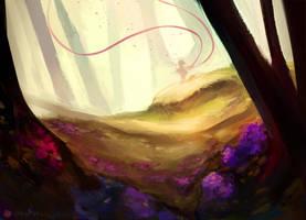 wanderings I by hyamei