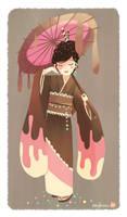 Sweet Girl by hyamei