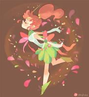 Flower Hurricane by hyamei