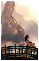 Yangchen by hyamei