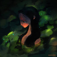 Moss by hyamei