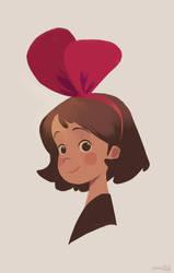 Kiki by hyamei