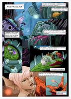 Colour Aquaria mini comic 01 by Mercurio2539