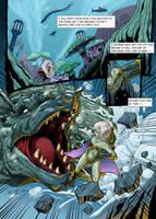 Colour Aquaria mini comic 02 by Mercurio2539