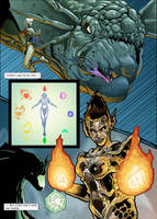 Colour Aquaria mini comic 03 by Mercurio2539