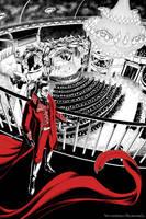 Phantom of the Opera by Mercurio2539