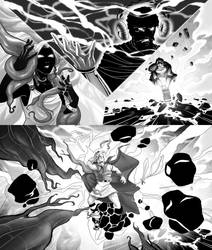 Prometheus - Retaliation by Mercurio2539