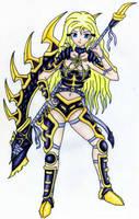 Teresita - the Speed Demon by Dandare-Rastaban