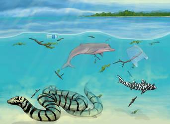 Gustavian Sea Life by Sheather888