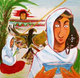 La Prophetsie de Deborah by Mew2girl