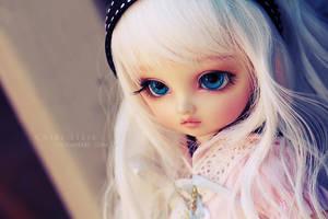 Sweet little Ayumi by chibi-lilie