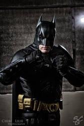 Batman 1 by chibi-lilie