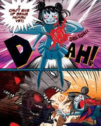 Zombie Shark Bear Ep 1 - Break The Skin Page 70 by gpanthony