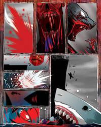 Zombie Shark Bear Ep 1 - Break The Skin Page 71 by gpanthony