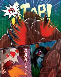 Zombie Shark Bear Ep 1 - Break The Skin Page 77 by gpanthony