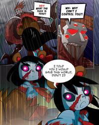 Zombie Shark Bear Ep 1 - Break The Skin Page 78 by gpanthony