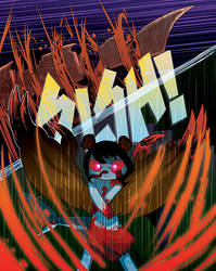 Zombie Shark Bear Ep 1 - Break The Skin Page 80 by gpanthony