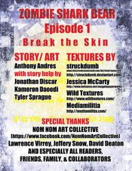 Zombie Shark Bear Ep 1 - Break The Skin Page 89 by gpanthony