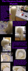 Cheaters Guide to Pigtails by ladythesta