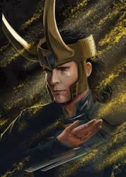 Loki by a3107