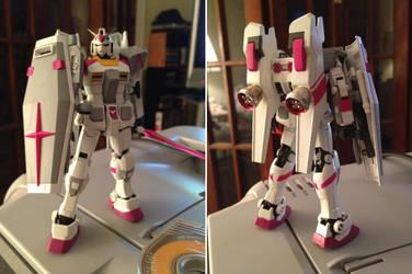 RG RX-78- White Unicorn - Complete by lupesisagundam