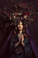 Madonna by Widmanska