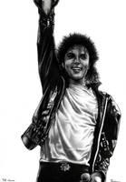 Michael Jackson by Tseimar