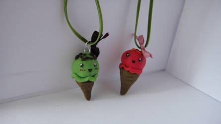Kawaii Ice Creams by KawaiiCup