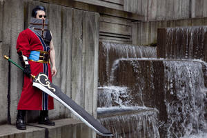 Auron -this is my story by Kenshiro-FDP