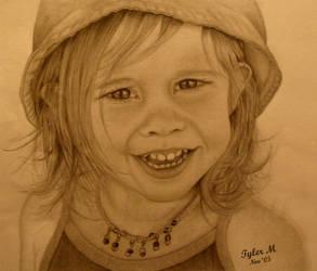 10th Portrait by LordGawaine