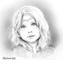 Elfling (Finrod/Glorfindel) by alystraea