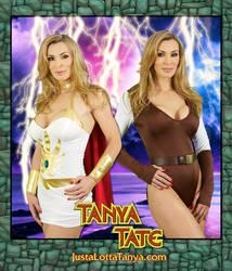 Tanya Tate - She-Ra / Adroa Cosplay Promo Image by TanyaTate