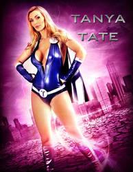 Tanya Tate as Lady Titan by TanyaTate