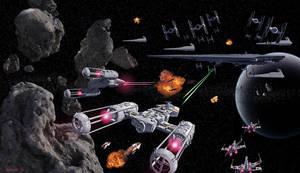 Star Wars by spidey189